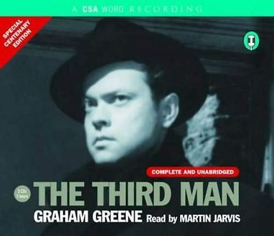 **NEW** - The Third Man (Audio CD) 1904605281