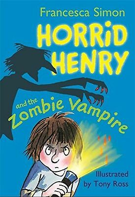 **NEW** - Horrid Henry and the Zombie Vampire: Book 20 (Paperback) 1842551353