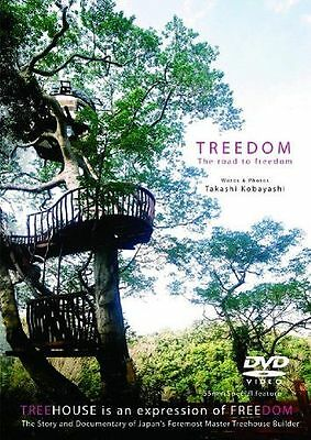 **NEW** - Treedom: The Road to Freedom, inc. free DVD (Hardcover) 0978508467