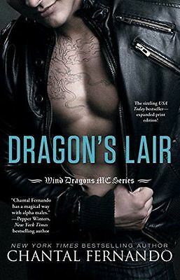 **NEW** - Dragon's Lair (Wind Dragons Motorcycle Club) (Paperback) 150110618X