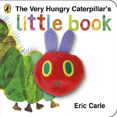 The Very Hungry Caterpillar's Little Book: Eric Carle (Board book) 0723275556