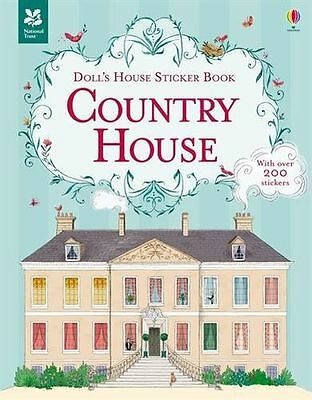 NEW - Country House Sticker Book (Doll's House Sticker Books) (PB) 1409582280
