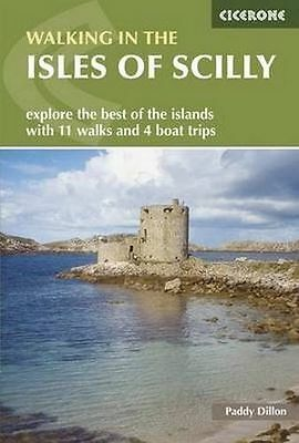 NEW - Walking in the Isles of Scilly (Cicerone Walking Guide) (PB) 1852848065
