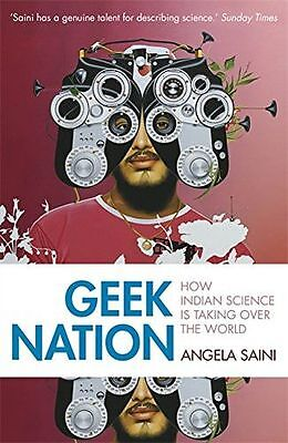 NEW - Geek Nation: How Indian Science is Taking Over the World (PB) 1444710168