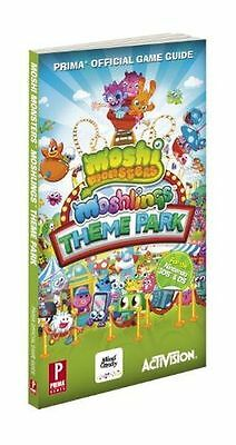 Moshi Monsters Moshlings Theme Park: Prima's Official Game (PB) 0307896013