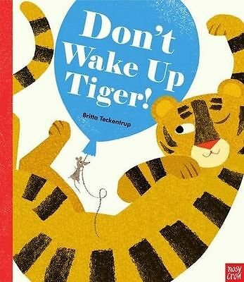 **NEW** - Don't Wake Up Tiger! (Paperback) 0857638602