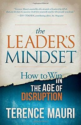 **NEW** - The Leader's Mindset (Hardcover) 1630479144