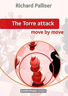 **NEW** - The Torre Attack: Move by Move (Paperback) 1857446860