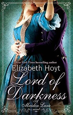 **NEW** - Lord of Darkness (Maiden Lane) (Paperback) 0749958162