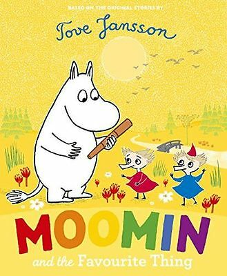 **NEW** - Moomin and the Favourite Thing (Paperback) 0141352671