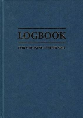 **NEW** - Logbook for Cruising Under Sail (Hardcover) 047074684X