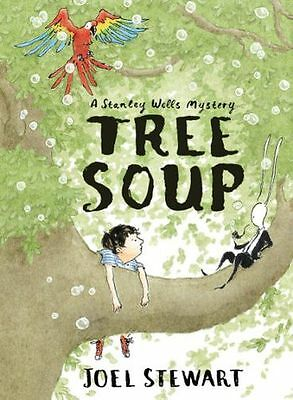 **NEW** - Tree Soup: A Stanley Wells Mystery (Hardcover) 0385610068