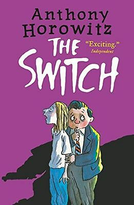 **NEW** - The Switch (Paperback) 1406361690