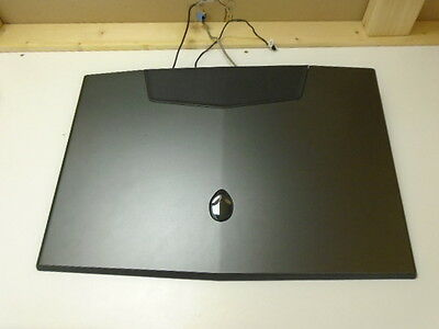 Dell Alienware M18X P12E Whole Top Lid With Faulty Screen (Spots) (Box27)