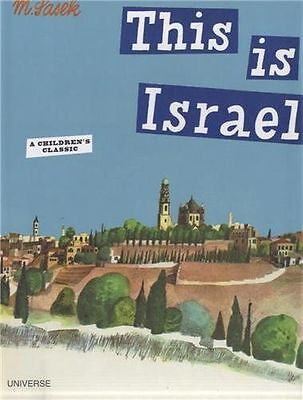 **NEW** - This is Israel (Hardcover) 0789315955