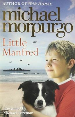 **NEW** - Little Manfred (Paperback) 0007491638