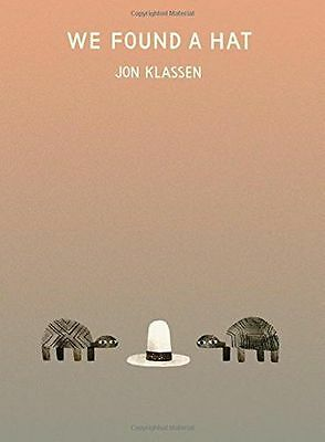 **NEW** - We Found a Hat (Hardcover) 1406347515
