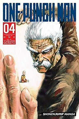 **NEW** - One-Punch Man Volume 4 (Paperback) 1421569205