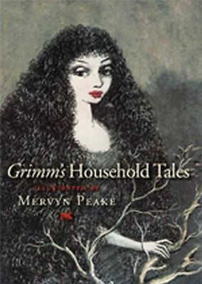 **NEW** - Grimm's Household Tales (Hardcover) 0712358587
