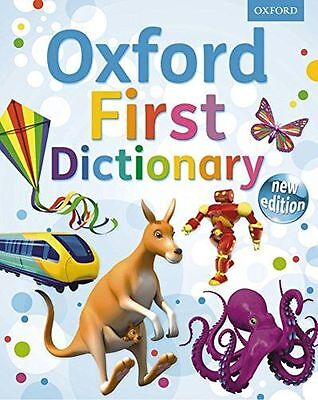 **NEW** - Oxford First Dictionary (Paperback) 0192732625