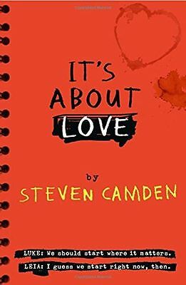 **NEW** - It's About Love (Paperback) 0007511248