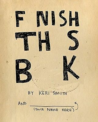 **NEW** - Finish This Book (Paperback) 1846145201