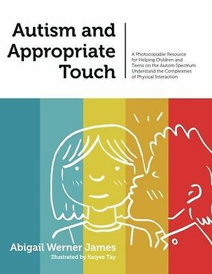 **NEW** - Autism and Appropriate Touch (Paperback) 1849057915