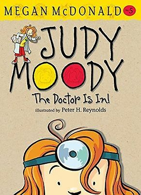 **NEW** - Judy Moody: The Doctor Is In! (Paperback) 140633586X