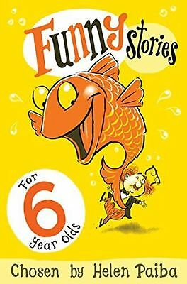 **NEW** - Funny Stories for 6 Year Olds (Paperback) 1509804951