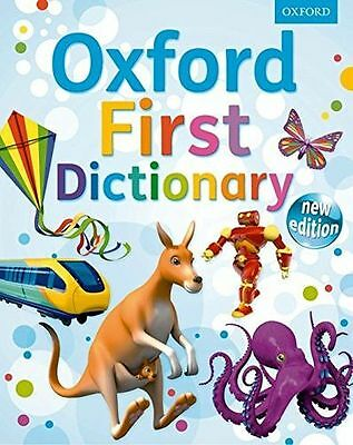 **NEW** - OXFORD FIRST DICTIONARY NEW ED (Hardcover) 0192732617