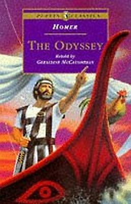 **NEW** - The Odyssey (Puffin Classics) (Paperback) 0140383093