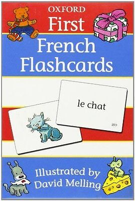 **NEW** - Oxford First French Flashcards (Cards) 0199119813