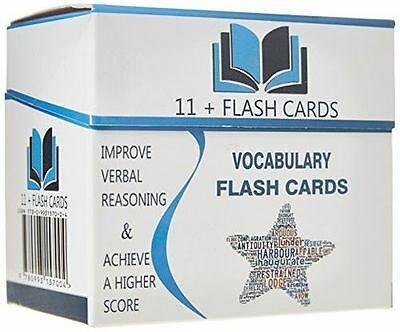 **NEW** - Eleven Plus: Vocabulary Flash Cards (Cards) 0993157009
