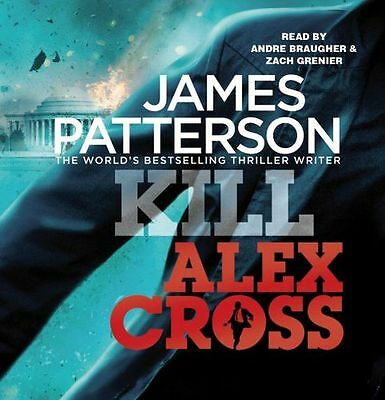 **NEW** - Kill Alex Cross: (Alex Cross 18) (Audio CD) 1846572703