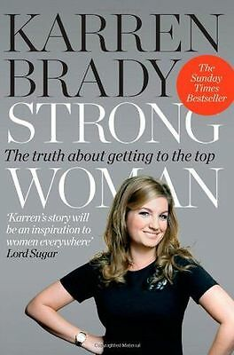 NEW - Strong Woman: The Truth About Getting To The Top (Paperback) 0007416148
