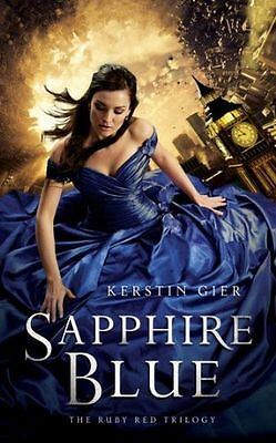 **NEW** - Sapphire Blue (Ruby Red Trilogy) (Paperback) 1250034167