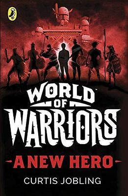 **NEW** - A New Hero (World of Warriors book 1) (Paperback) 014136002X