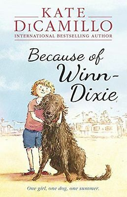 **NEW** - Because of Winn-Dixie (Paperback) 1406357626