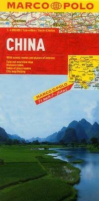 **NEW** - China Marco Polo Map (Marco Polo Maps) (Map) 3829767439
