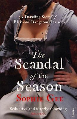 **NEW** - The Scandal of the Season (Paperback) 0099507293