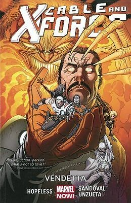 NEW - Cable and X-Force Volume 4: Vendetta (Marvel Now) (Paperback) 0785189467