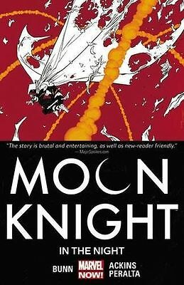 **NEW** - Moon Knight Volume 3: In the Night (Paperback) 0785197346