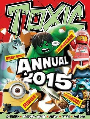 **NEW** - TOXIC Annual 2015 (Annuals 2015) (Hardcover) 1405272112
