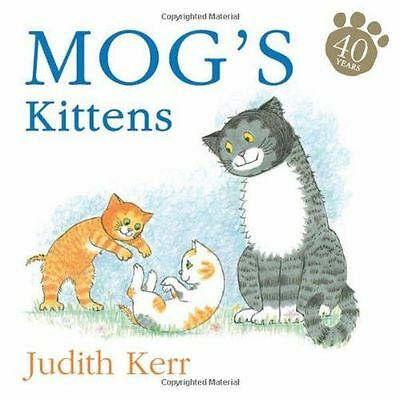 **NEW** - Mog's Kittens board book (Board book) 0007347022
