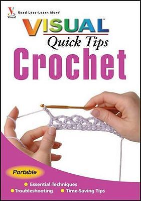 **NEW** - Crochet Visual Quick Tips (Paperback) 0470097418