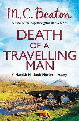 **NEW** - Death of a Travelling Man (Hamish Macbeth) (Paperback) 1472105281