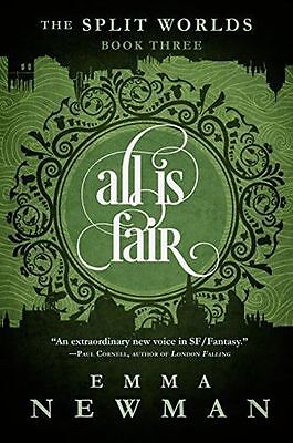 **NEW** - All is Fair: The Split Worlds - Book Three (Paperback) 1682303780
