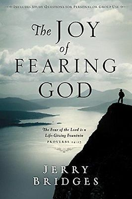 **NEW** - The Joy of Fearing God (Paperback) 1400070643