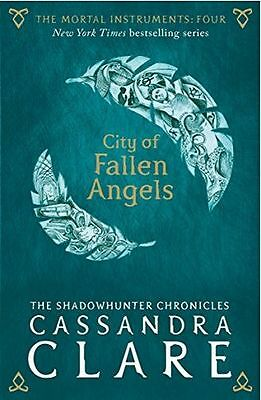 NEW - The Mortal Instruments 4: City of Fallen Angels (Paperback) 1406362190