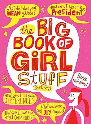 **NEW** - The Big Book of Girl Stuff, Updated (Paperback) 1423637623